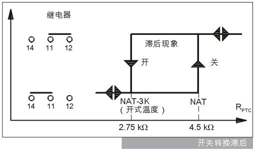 保护器接线图   int69电机保护器技术参数